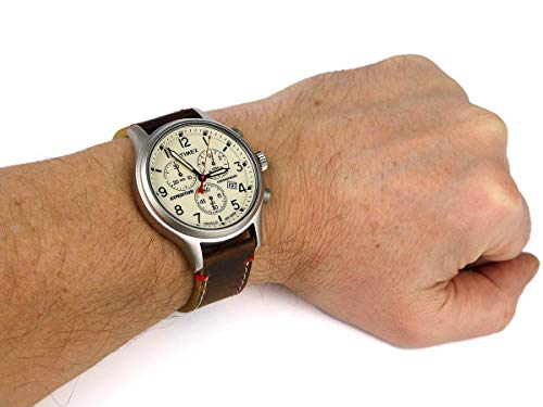 Timex Men's Expedition Scout Chronograph 42 mm Watch 9