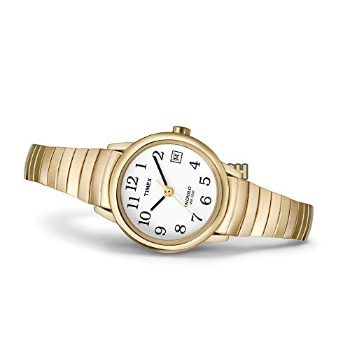 Timex Women's Easy Reader 25 mm Expander Band Watch 3