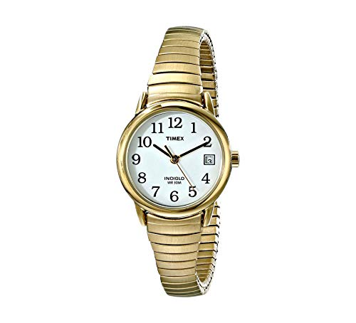 Timex Women's Easy Reader 25 mm Expander Band Watch 1