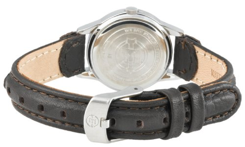 Timex Women's Expedition Field Mini 26 mm Leather Strap Watch 5