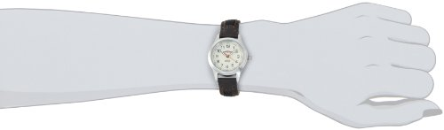 Timex Women's Expedition Field Mini 26 mm Leather Strap Watch 7