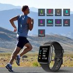UMIDIGI Uwatch3 Smart Watch Fitness Trackers with 5ATM Waterproof All-Day Heart Rate and Sleep Monitoring Activity… 17