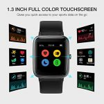 UMIDIGI Uwatch3 Smart Watch Fitness Trackers with 5ATM Waterproof All-Day Heart Rate and Sleep Monitoring Activity… 19