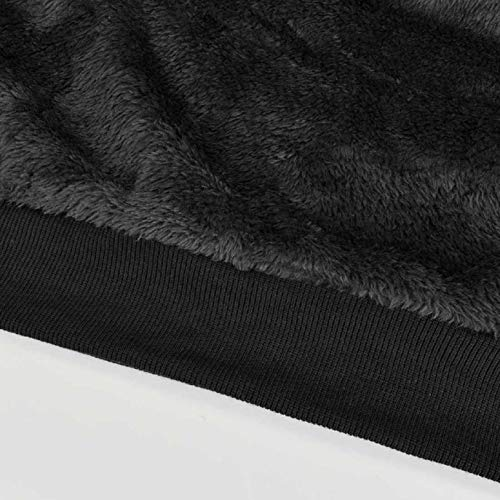 UMIPUBO Womens Sweatshirt Fuzzy Casual Loose Velvet Sweater Long Sleeve Teddy Fleece Hoodies with Pockets Hoodie… 5