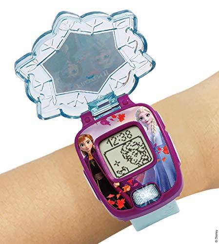 VTech Frozen 2 Digital Watch (Anna and Elsa). 3480-518822 - Spanish version 4