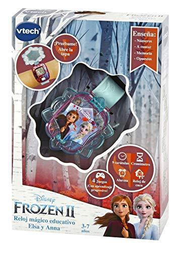 VTech Frozen 2 Digital Watch (Anna and Elsa). 3480-518822 - Spanish version 7