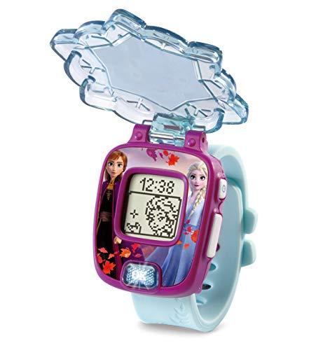 VTech Frozen 2 Digital Watch (Anna and Elsa). 3480-518822 - Spanish version 1