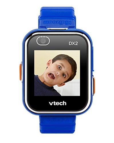 VTech 193803 Kidizoom Smart Watch DX2 Toy, Blue 3