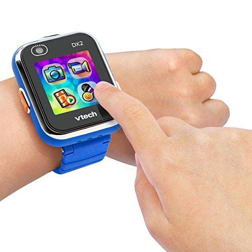 VTech 193803 Kidizoom Smart Watch DX2 Toy, Blue 5