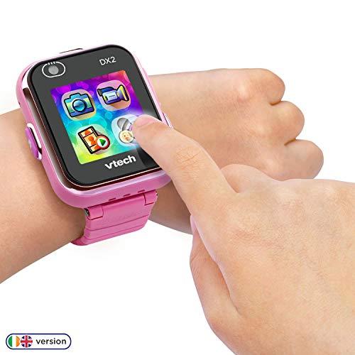 VTech 193853 Kidizoom Smart Watch, Pink ,1.5 x 4.6 x 22.4 cm 6