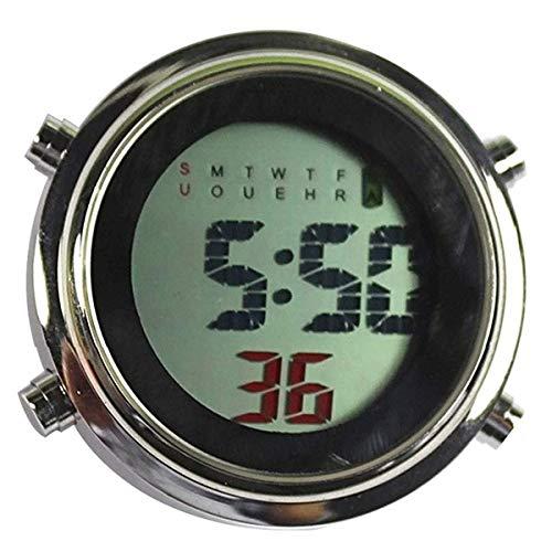WONOLO Pin On Multi-Function Digital Silicone Fob Nurse Watch Night Lights Stopwatch for Women Men 8