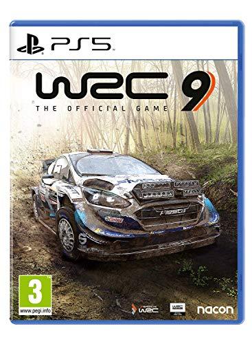 WRC 9 (PS5) 1