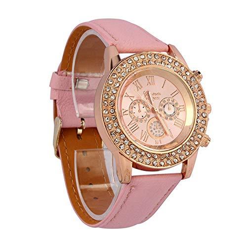 Watches for Women, Stekima Fashion Crystal Analog Display Dial Quartz Watches for Women Ladies Bracelet Bangle Wrist… 1
