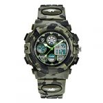 Watches,Kids Watches,Boys Teenagers Digital Outdoors Sport Watch Multifunction Waterproof Electronic Digital Watch with… 17
