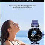 Waterproof Female Smart Watch, Women Outdoor Smart Sports Watch, Sleep & Blood Pressure Oxygen Monitor Calorie/Step… 20