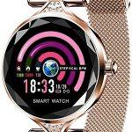 Waterproof Female Smart Watch, Women Outdoor Smart Sports Watch, Sleep & Blood Pressure Oxygen Monitor Calorie/Step… 19