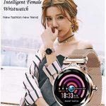 Waterproof Female Smart Watch, Women Outdoor Smart Sports Watch, Sleep & Blood Pressure Oxygen Monitor Calorie/Step… 22