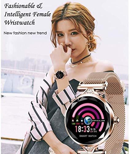 Waterproof Female Smart Watch, Women Outdoor Smart Sports Watch, Sleep & Blood Pressure Oxygen Monitor Calorie/Step… 5