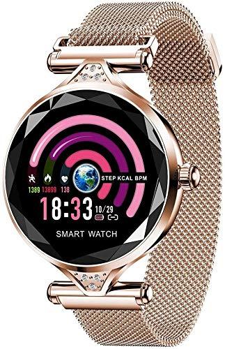 Waterproof Female Smart Watch, Women Outdoor Smart Sports Watch, Sleep & Blood Pressure Oxygen Monitor Calorie/Step… 1