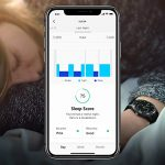 Withings Move Hybrid Smartwatch - Activity Tracker with Connected GPS, Sleep Monitor, Water Resistant with 18-month… 18