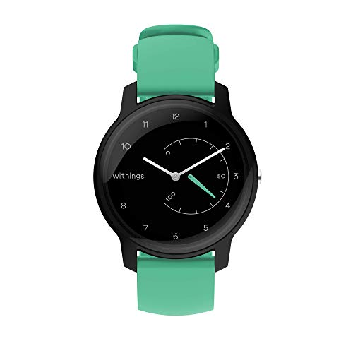 Withings Move Hybrid Smartwatch - Activity Tracker with Connected GPS, Sleep Monitor, Water Resistant with 18-month… 1