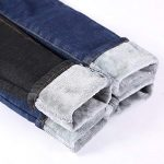 Womens Winter Fleece Lined Stretchy Jeggings High Waisted Skinny Jeans Yoga Denim Pants 24