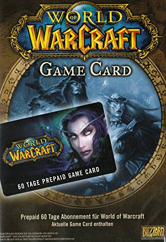 World of Warcraft - GameCard (60 Days Pre-Paid) [PC Code] 1