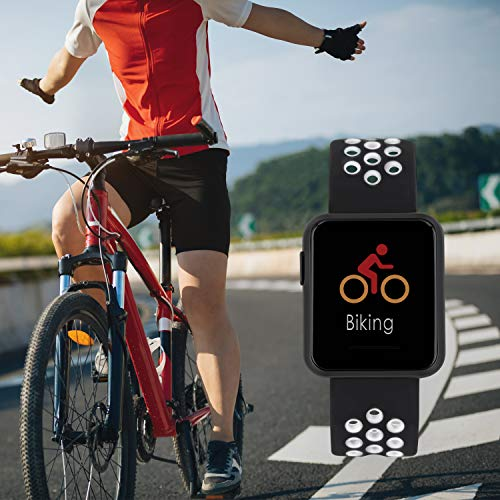 X-WATCH KETO SUN REFLECT Smart Watch, Always On Colour Screen, Heart Rate Monitor, Step, Calorie & Distance Counter… 3