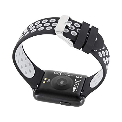 X-WATCH KETO SUN REFLECT Smart Watch, Always On Colour Screen, Heart Rate Monitor, Step, Calorie & Distance Counter… 6