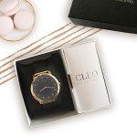 X-WATCH Hybrid Smart Watch Cleo XW Connect Women's Pedometer Wristwatch - Activity Tracker - Ladies Smartwatch Velvet… 24