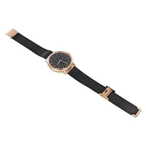 X-WATCH Hybrid Smart Watch Cleo XW Connect Women's Pedometer Wristwatch - Activity Tracker - Ladies Smartwatch Velvet… 7