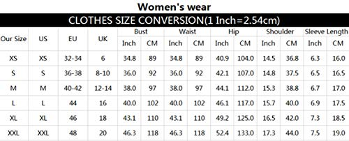 YOINS Women Mini Dresses Short Sleeve Casual Loose Tunic Round Neck Long Tshirt Mini Dress 7