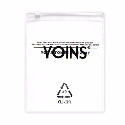 YOINS Women Cross Wrap Front Knit V Neck Irregular Hem Jumper Sweater Long Sleeves Tops 1