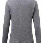 ZANZEA Women Casual Cable Knit Oversized Baggy Long Pullover Knitted Plain Sweater Jumper Tops Shirt 16