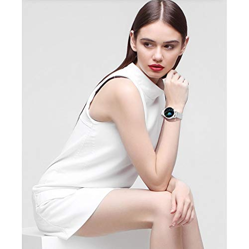 ZQD Smartwatch for Women, IP68 Waterproof, Fitness Tracker with Heart Rate, Sleep Monitoring, Step Counter, Activity… 5