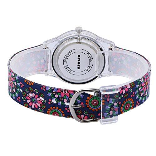Zeiger Kids Analog Watches Children Sports Waterproof Cute Cartoon Toy Watch Teaching Wrist Watches Gift for Boys Girls 3