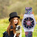 Zeiger Kids Analog Watches Children Sports Waterproof Cute Cartoon Toy Watch Teaching Wrist Watches Gift for Boys Girls 19