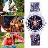 Zeiger Kids Analog Watches Children Sports Waterproof Cute Cartoon Toy Watch Teaching Wrist Watches Gift for Boys Girls 13