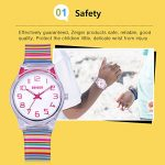 Zeiger Kids Watches Sports Watch for Girls and Boys Lovely Student Watch Resin Strap Watch Best Gift for Child 22