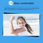 Zeiger Kids Watches Sports Watch for Girls and Boys Lovely Student Watch Resin Strap Watch Best Gift for Child 24