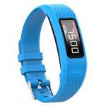 qianqian56 Replacement Soft Silicone Wrist Watch Band Strap For Garmin Vivofit 1/2 Bracelet 29