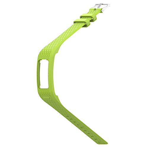 qianqian56 Replacement Soft Silicone Wrist Watch Band Strap For Garmin Vivofit 1/2 Bracelet 1