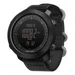vogueyouth Men's New Altimeter Barometer Compass Waterproof 50m Activity Tracker Watch Smart Fitness Activity Tracker… 19