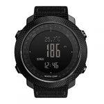 vogueyouth Men's New Altimeter Barometer Compass Waterproof 50m Activity Tracker Watch Smart Fitness Activity Tracker… 24