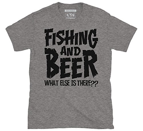 6TN Mens Triple Pack of Mens Fishing/Angling Themed T-Shirts 3