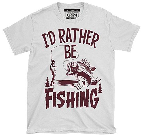 6TN Mens Triple Pack of Mens Fishing/Angling Themed T-Shirts 4