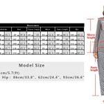 Aibrou Womens Sleepwear Set, Long Sleeve Pyjamas Set for Ladies Cat Printed Tops & Bottom Pjs Set Nightwear Loungewear 22