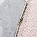 Aitos Womens Hoodies Long Sleeve Jumper Colorblock High Neck Sweatshirt Pullover Sweater Coat Pocket 22