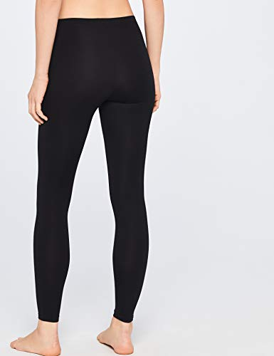 Amazon Brand - Iris & Lilly Women's Soft Touch Leggings, Pack of 2 6