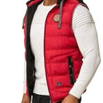 Blackrock Men's Outdoor-Vest - Slim Fit - Sleeveless Gilet - Warm & Comfortable Vest 19